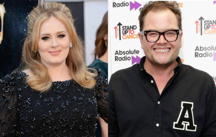 Adele, Alan Carr
