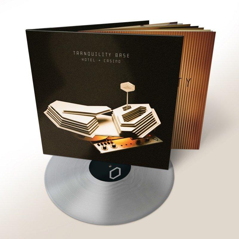 Arctic Monkeys' 'Tranquility Base & Hotel'