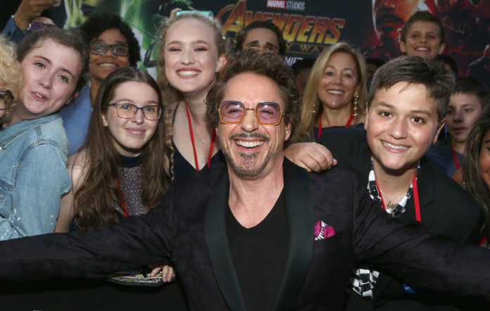 avengers infinity war box office record