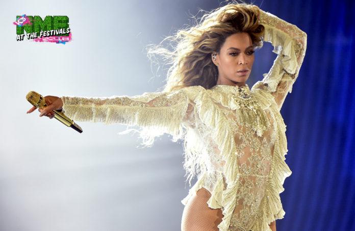 Beyoncé Coachella rehearsals