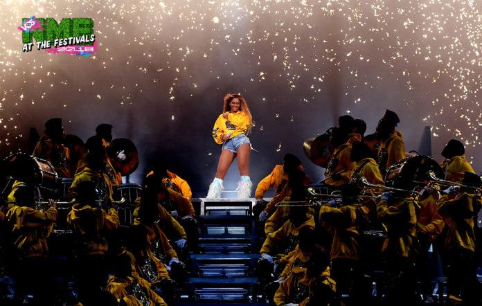 Beyoncé Coachella