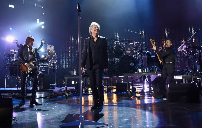 Bon Jovi, rock and roll hall of fame