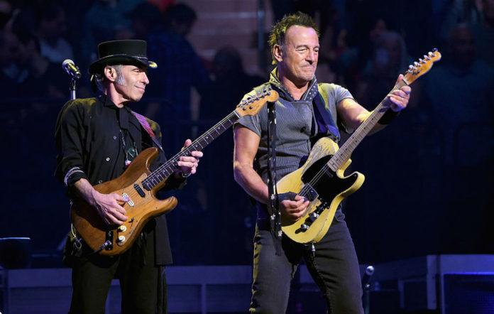 E street guitars stolen