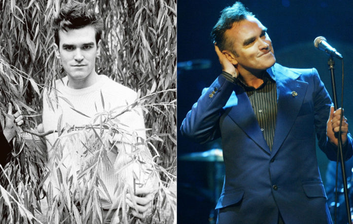 Morrissey, then and now