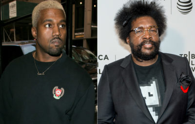 Questlove Kanye