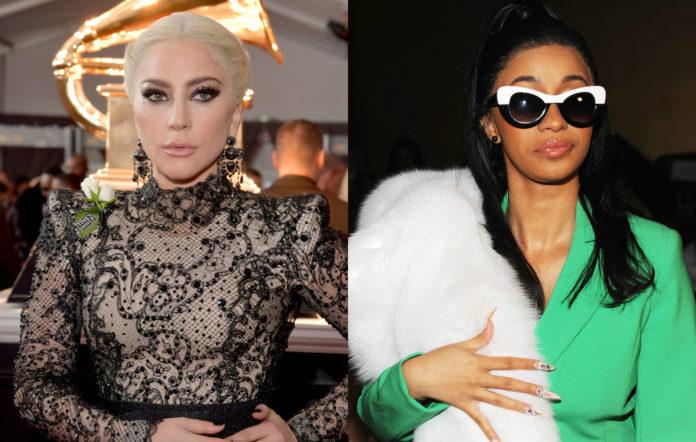 Lady Gaga Cardi B