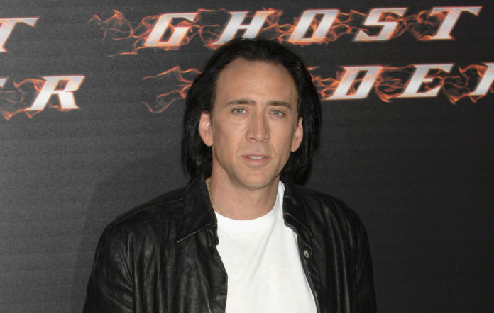 Nicolas Cage Ghost Rider movies