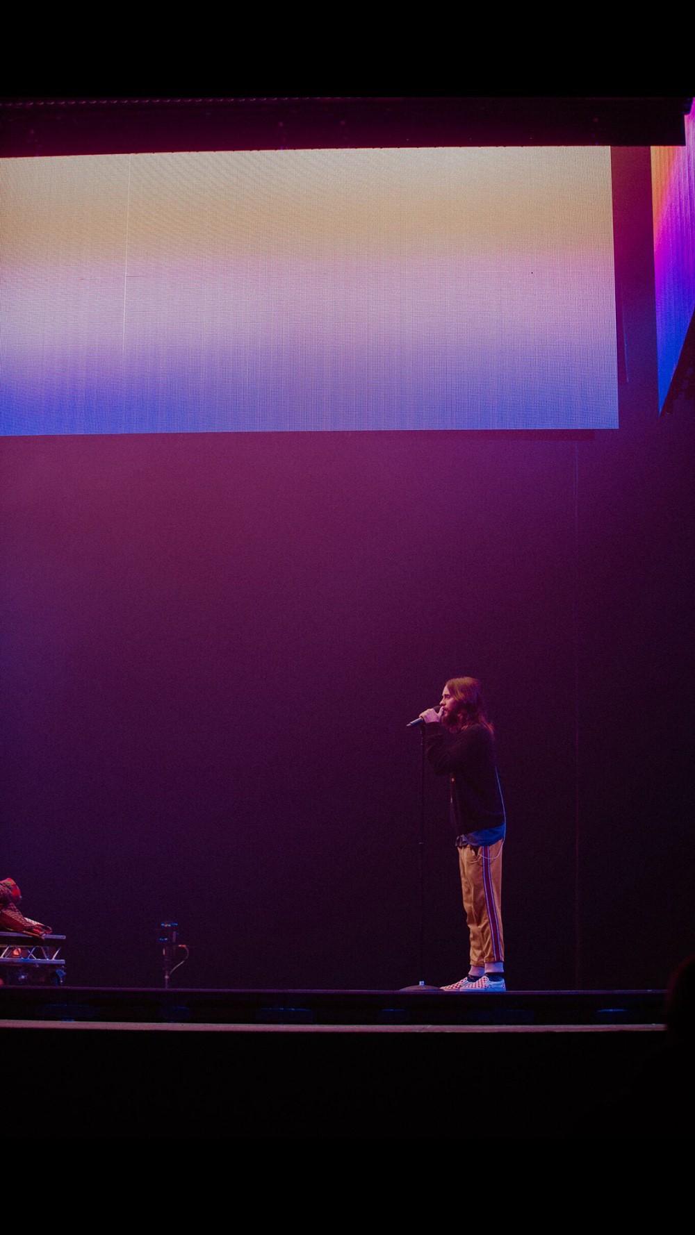 Jared Leto NME Big Read