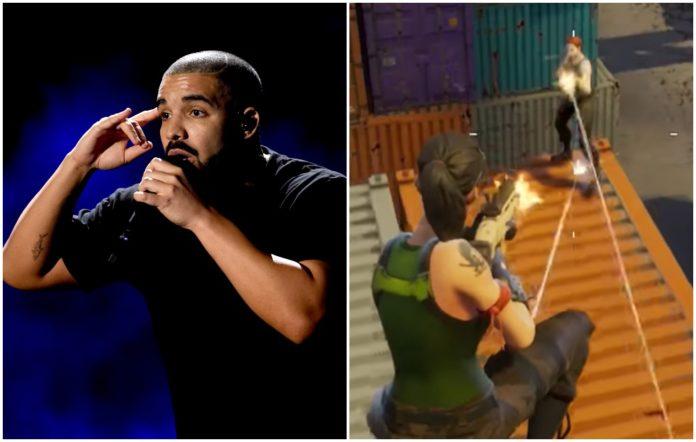 Drake new album fortnite