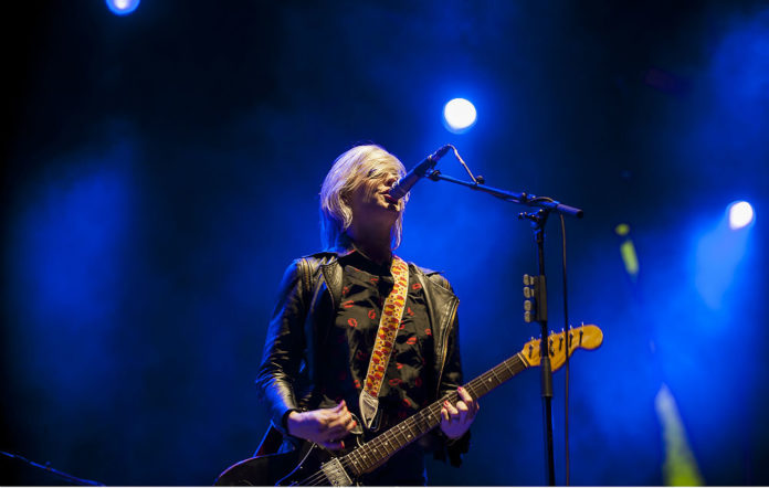 The Distillers' Brody Dalle