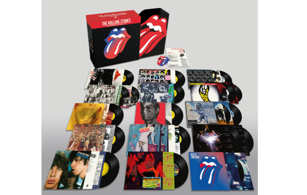 The Rolling Stones box set
