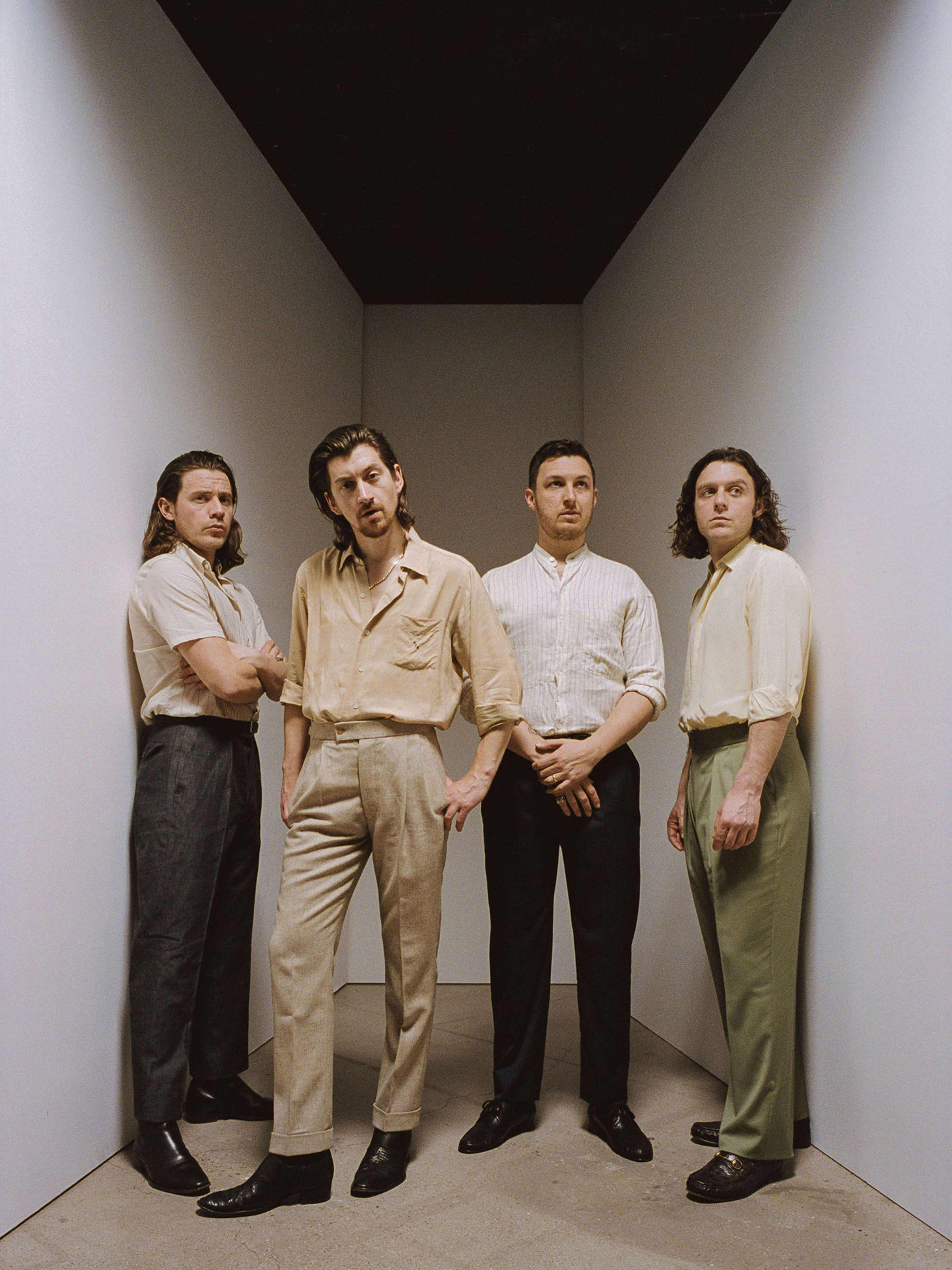 Arctic Monkeys NME