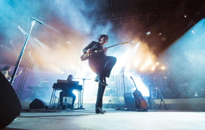 Arctic Monkeys Hollywood Forever