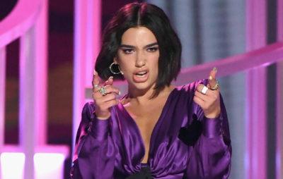 Dua Lipa Billboard Awards 2018