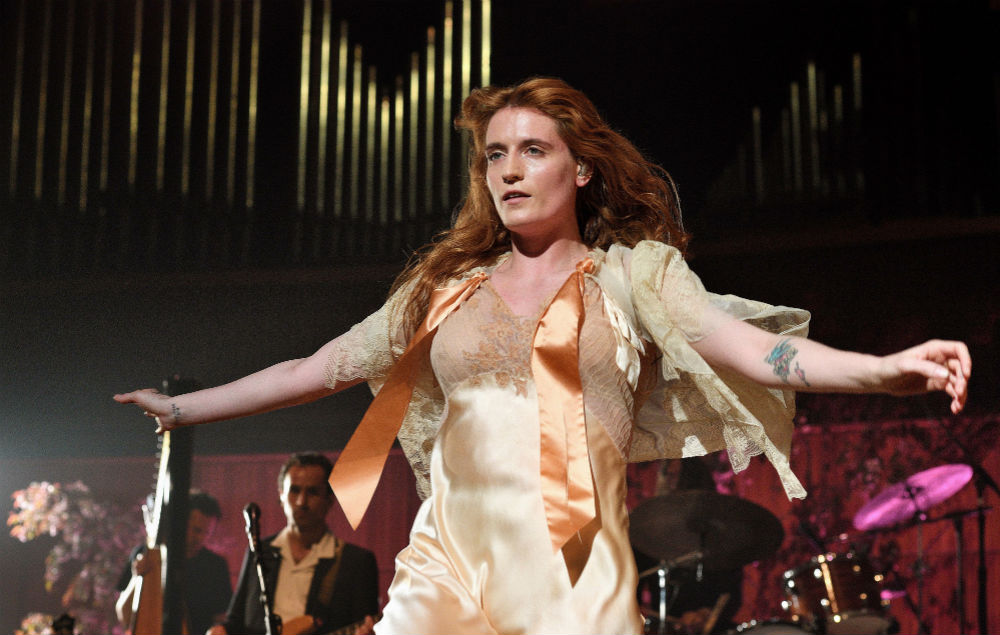 Florence & The Machine live at Royal Festival Hall