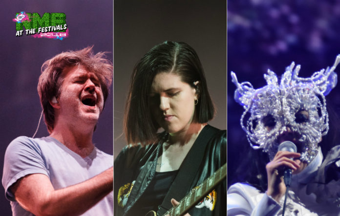 LCD Soundsystem, The xx and Bjork