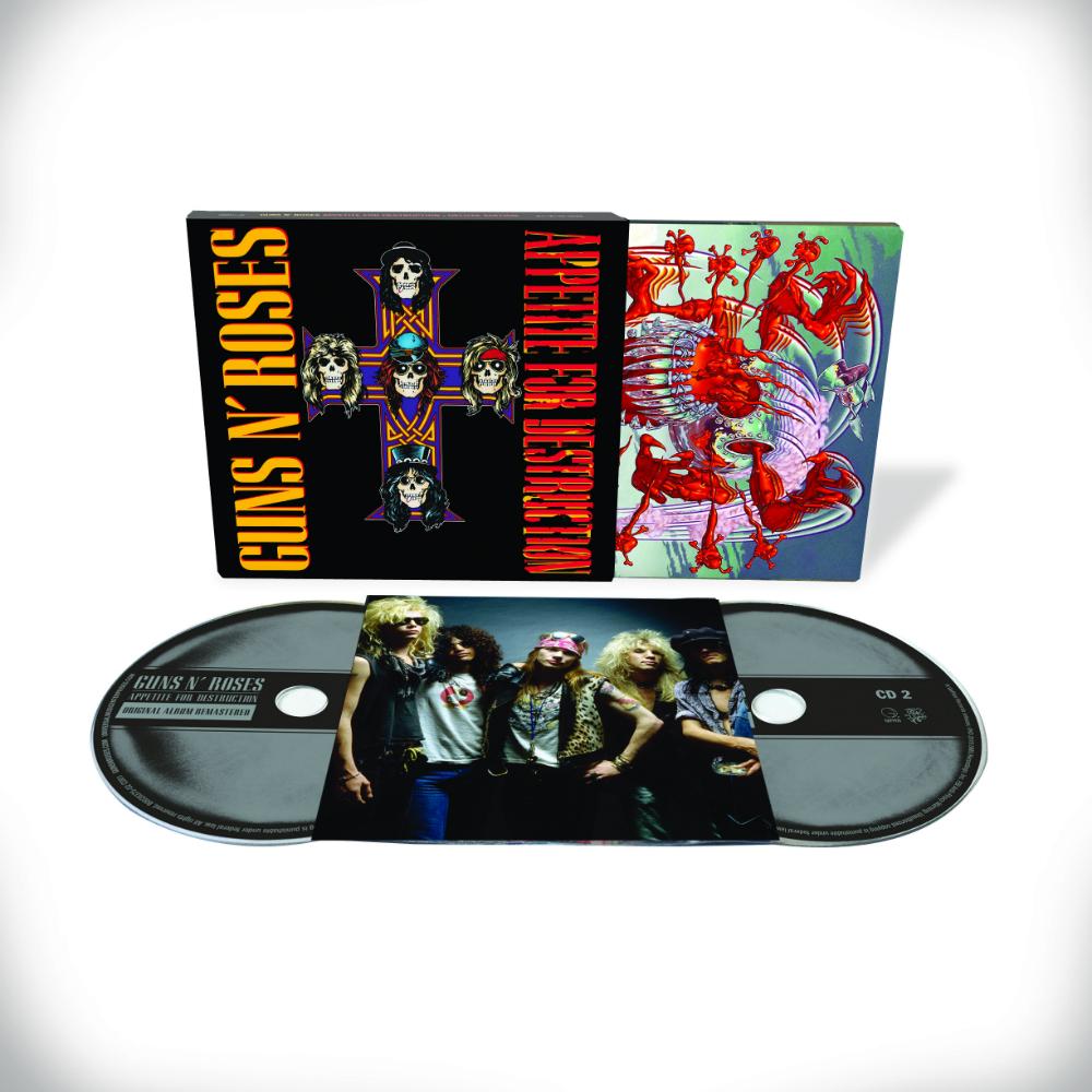 Guns N' Roses' Appetite For Destruction