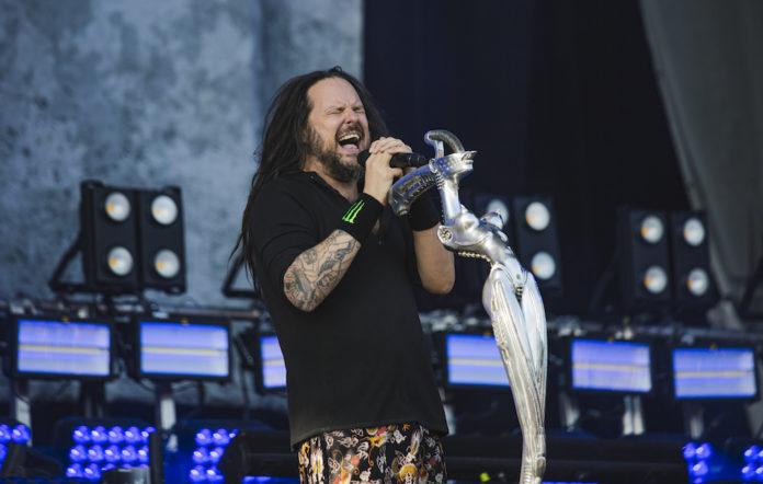 Korn new album