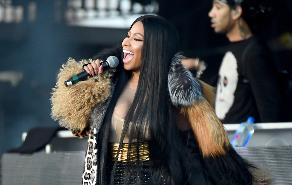 Nicki Minaj videos
