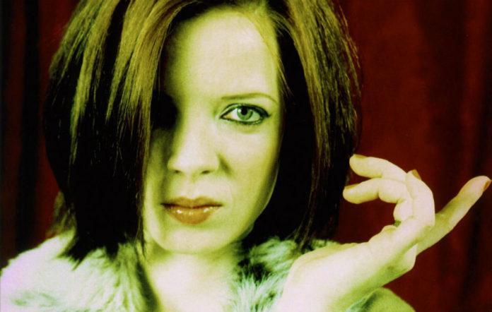 Garbage's Shirley Manson in 1998