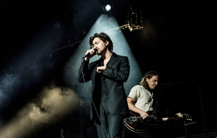 Arctic Monkeys pop-up shops