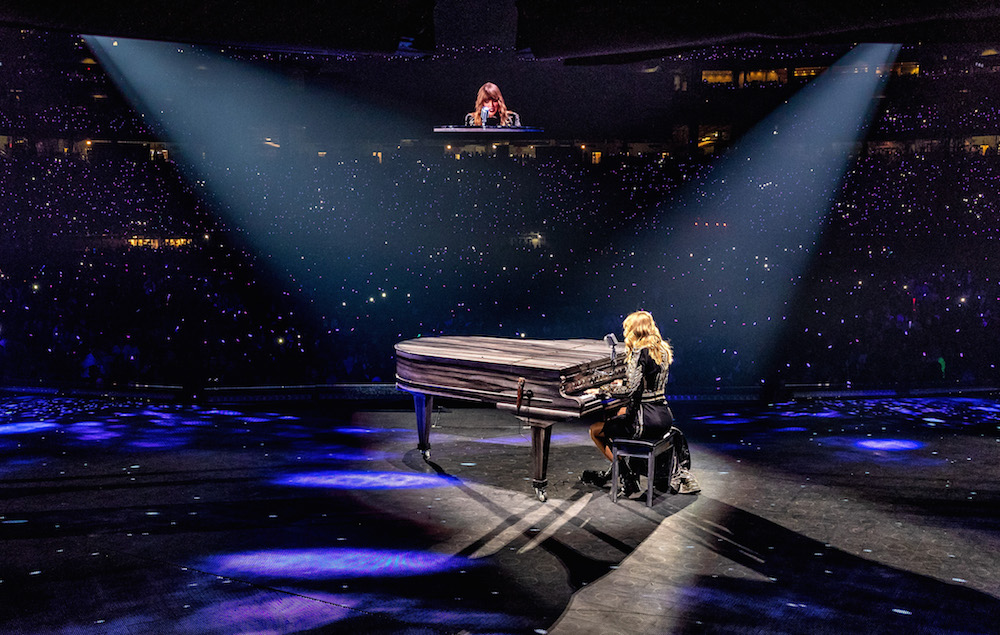 Taylor Swift performs in Arizona on the first date of her Reputation world tour