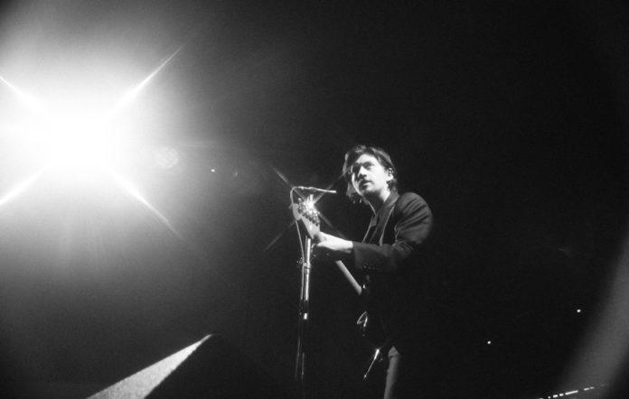 Arctic Monkeys Hollywood Forever photos