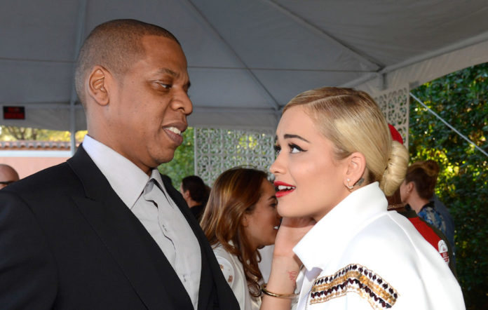 Rita Ora Talks Jay Z Affair Rumours And Argues Why She Can T Be Becky With The Good Hair Nme