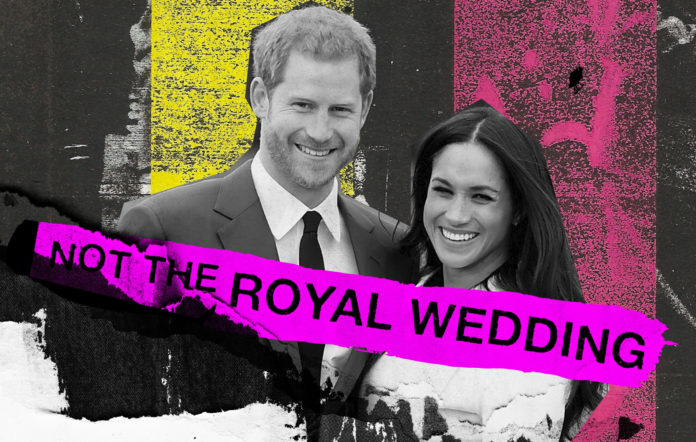Not The Royal Wedding NME