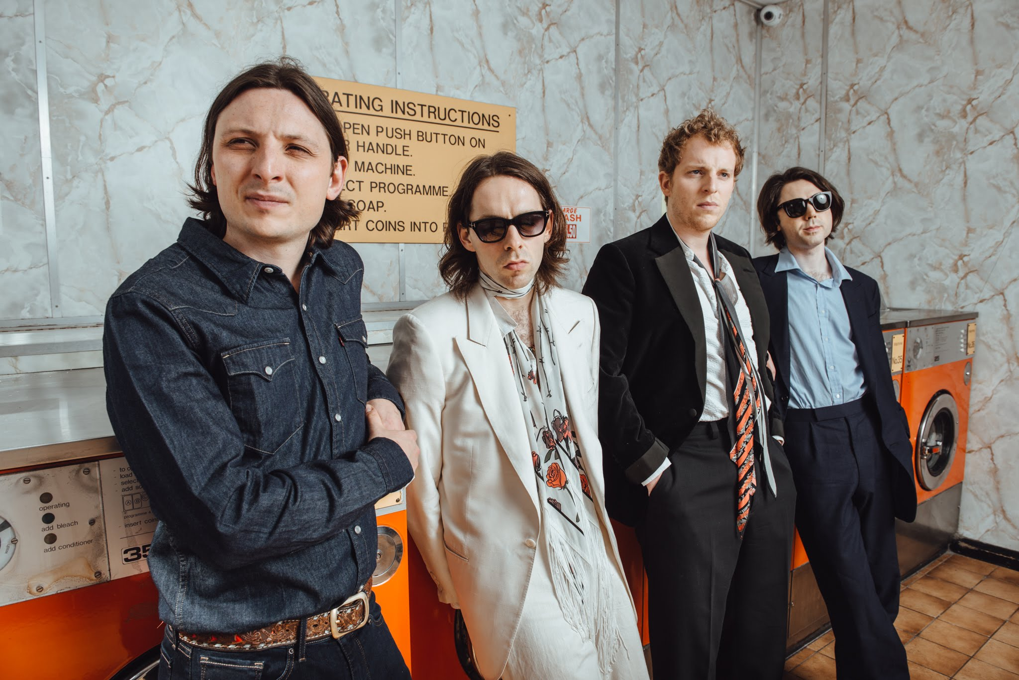 Peace, 2018, NME