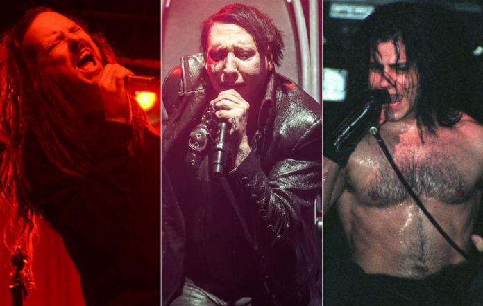 KoRn, Marilyn Manson and Danzig