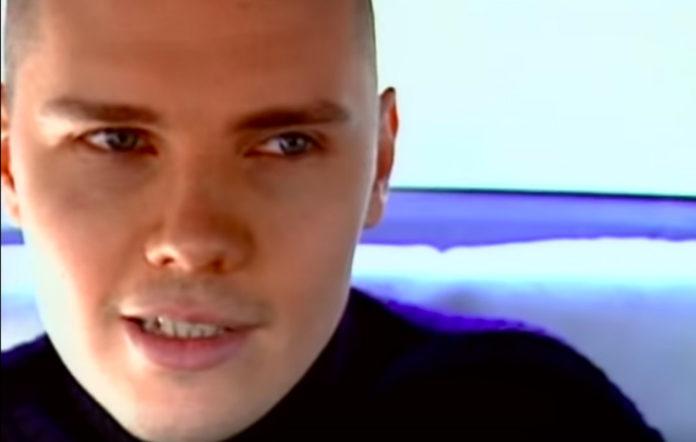 Smashing Pumpkins' Billy Corgan in the '1979' album