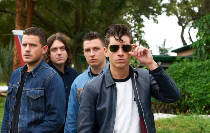 Arctic Monkeys 2011