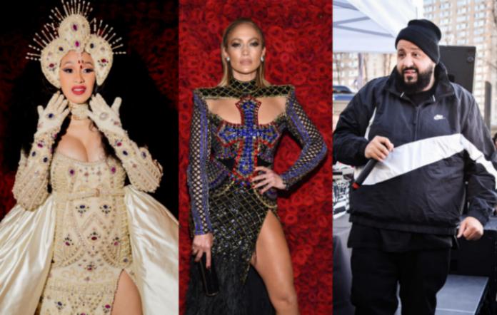 Cardi B / Jennifer Lopez / DJ Khaled