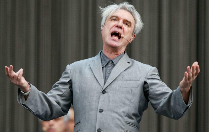 David Byrne pop playlist