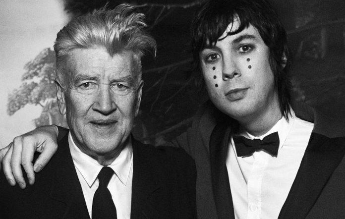 David Lynch and Johnny Jewel
