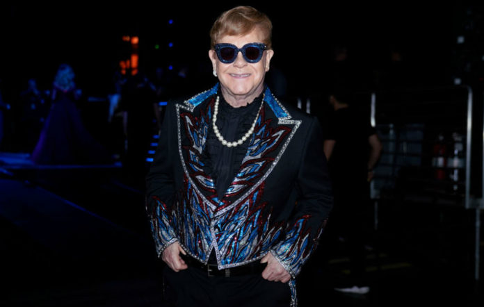 Elton John responds irish referendum