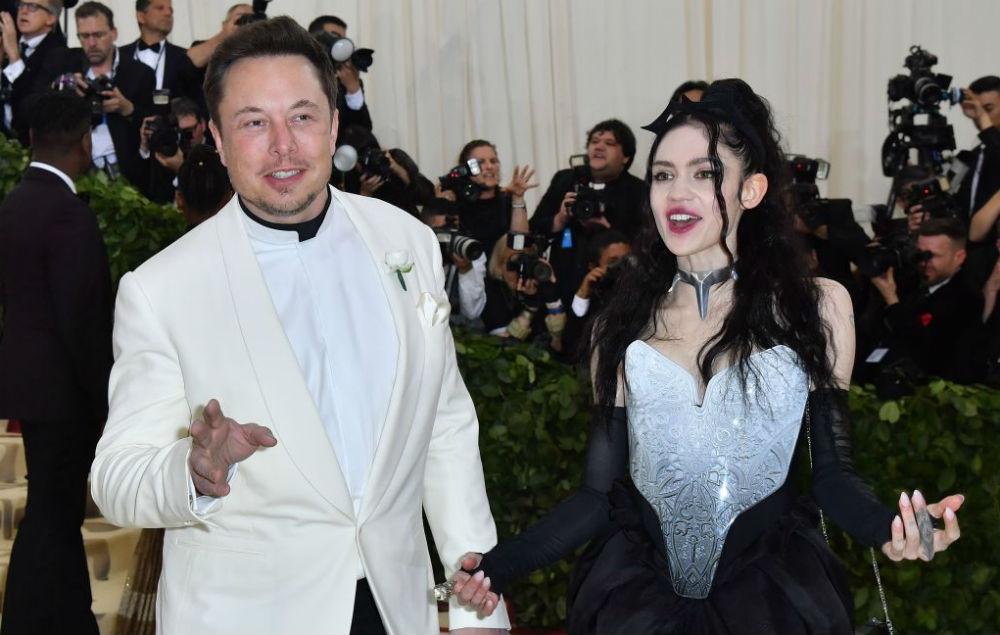 Grimes defends Elon Musk unionizing