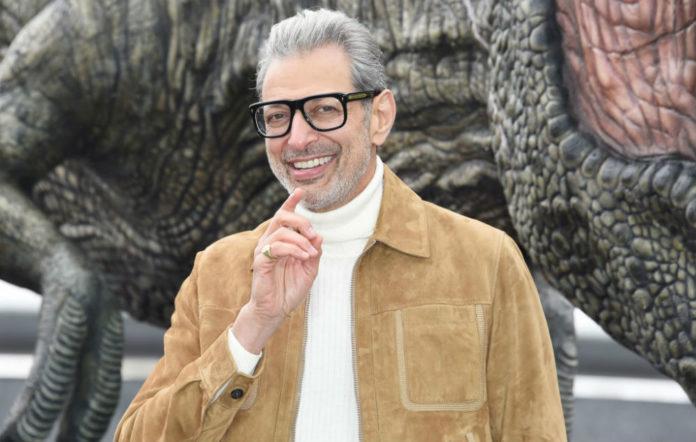 Jeff Goldblum debut album