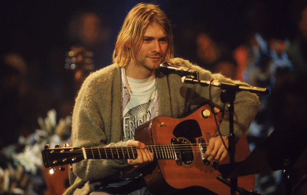 Kurt Cobain guitar Frances divorce