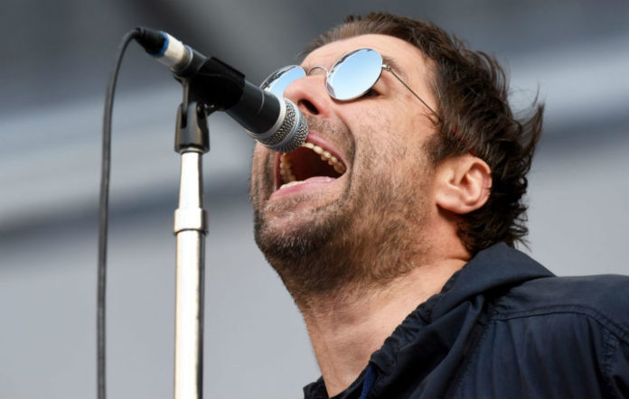 Liam Gallagher live forever manchester rolling stones