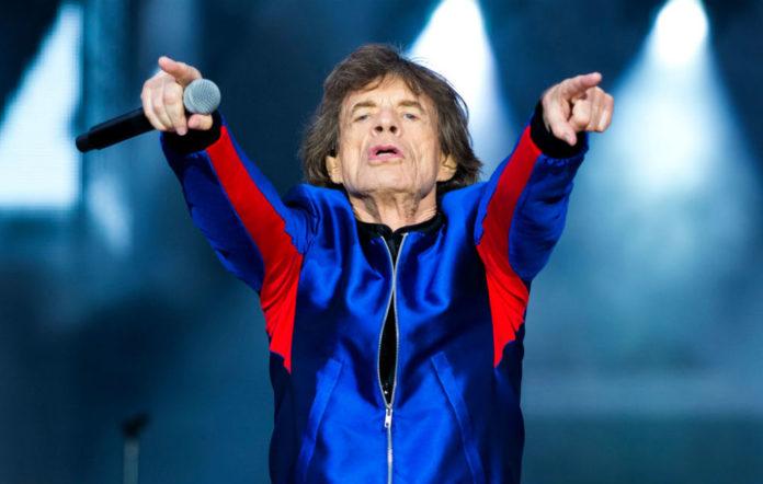 Mick Jagger dad jokes son instagram