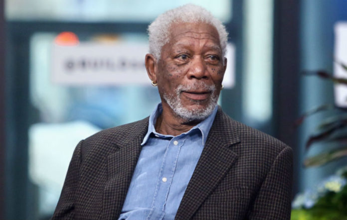 Morgan Freeman sexual harassment statement
