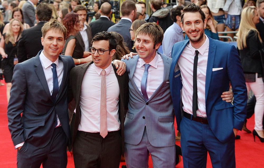 'The Inbetweeners 2' film premiere, London, Britain - 05 Aug 2014