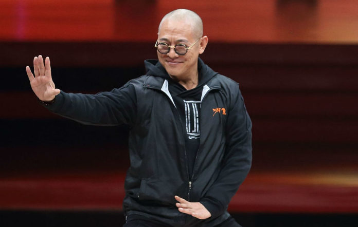 Jet Li in 2017