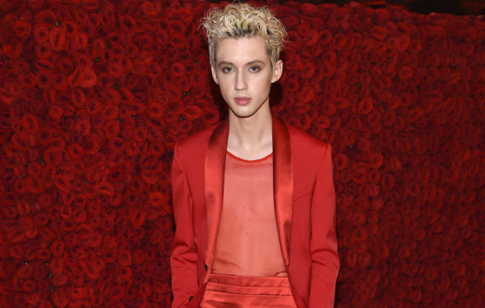 Troye Sivan doesn't want to be a gay icon
