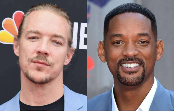 Will Smith diplo world cup song