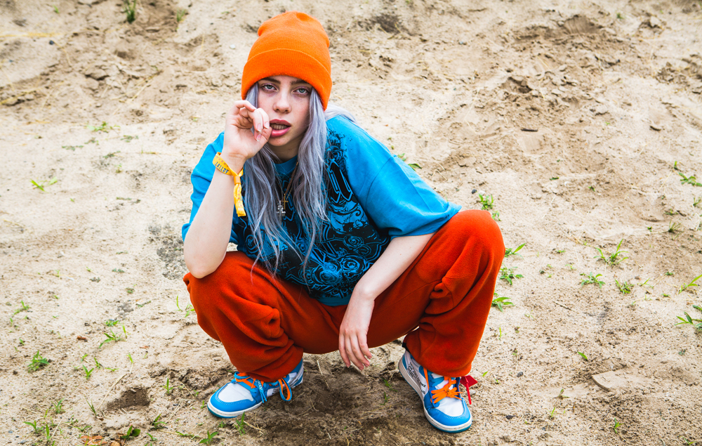 Billie Eilish at Governors Ball 2018