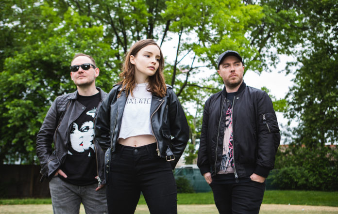 Chvrches at Governors Ball 2018