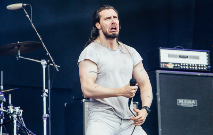 Andrew WK - Download Festival 2018
